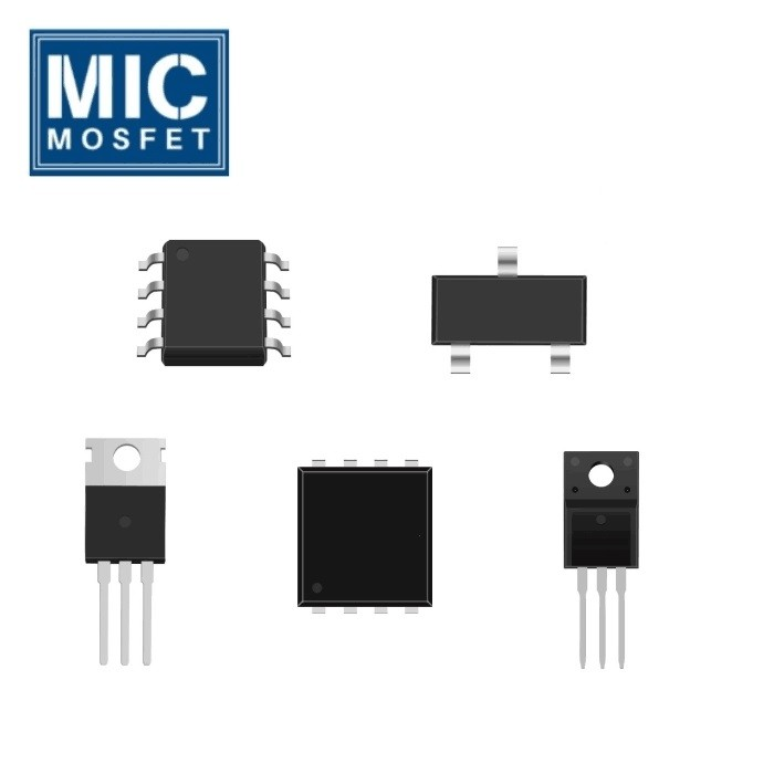 AOS AO4832 SMD MOSFET ALTERNATIVE EQUIVALENT REPLACEMENT